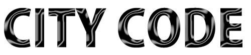 CITY CODE Magazine logo