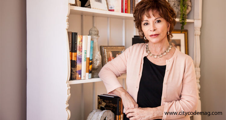 isabel allende city code magazine
