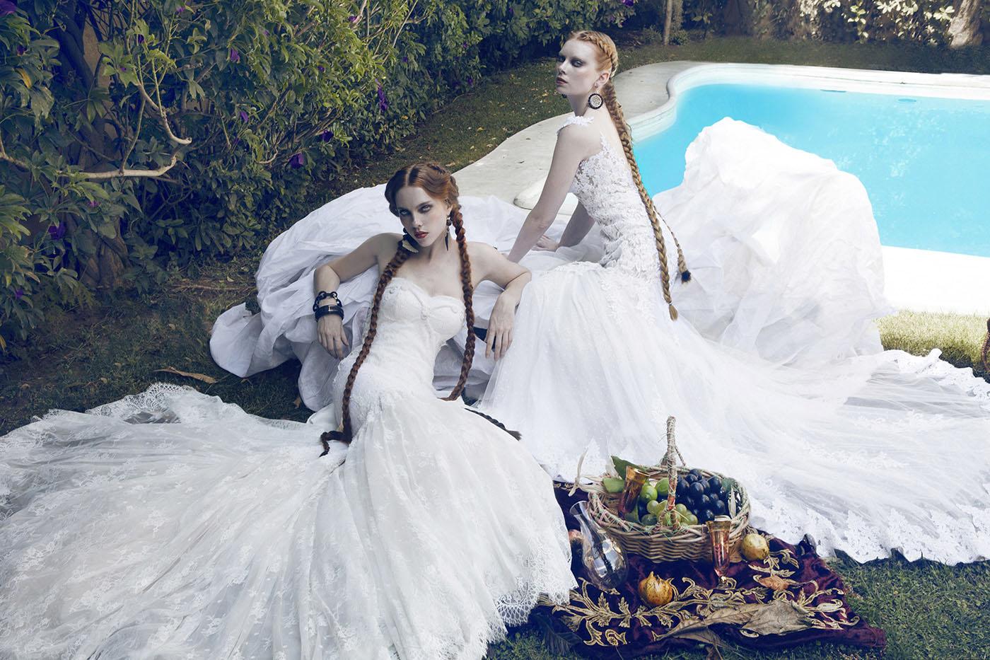 Bridal dress anastasia aravani